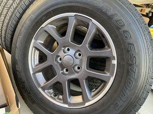 "18"" Jeep wheels & tires for Sale in La Mirada, CA"