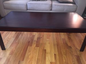 Coffee table all wood for Sale in Montclair, NJ