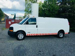2007 Chevy express G3500 extended long body cargo work van for Sale in Fairfax Station, VA