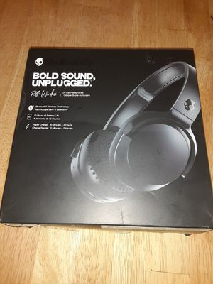 Skullcandy Riff wireless bluetooth headphones for Sale in York, PA