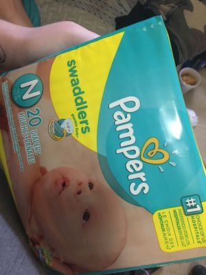 Pampers swaddlers for Sale in Columbus, OH