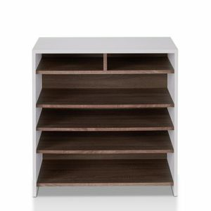 1 x ($75) or 2 x ($125) nearly new shoe storage organizer unit by Furniture of America - $100 each or $160 for both. for Sale in Kenmore, WA