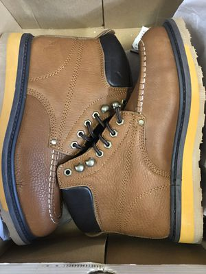 Oil & Slip Resistant Work Boots Size 6-8.5 for Sale in South Gate, CA
