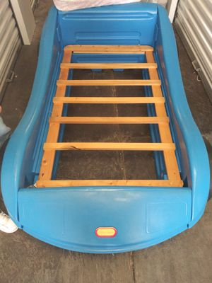 Kids car bed for Sale in Irving, TX