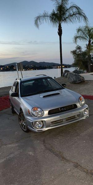 2002 Subaru Wrx for Sale in Lake Elsinore, CA