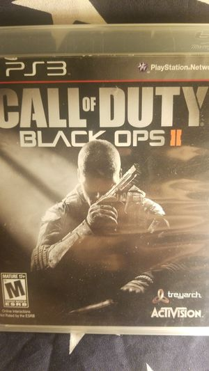 Call Of Duty: Black Ops 2 (PS3) for Sale in Houston, TX