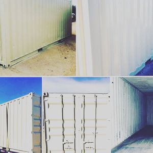 20ft shipping container 8x20 Painted storage Conex for Sale in US