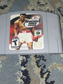 Boxing Game for Sale in San Jose,  CA