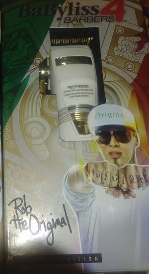 "BRAND NEW!""ROB THE ORIGINAL"" BABYLISSPRO CLIPPERS for Sale in San Diego, CA"
