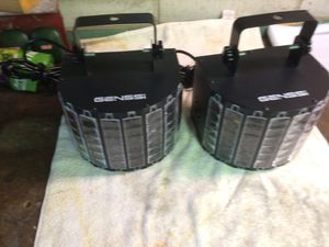 DJ Party Disco Lights for Sale in Danbury, CT