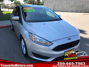 2016 Ford Focus for Sale in Manteca, CA