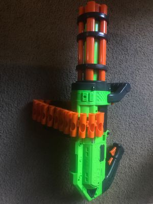 Nerf gun for Sale in Raleigh, NC