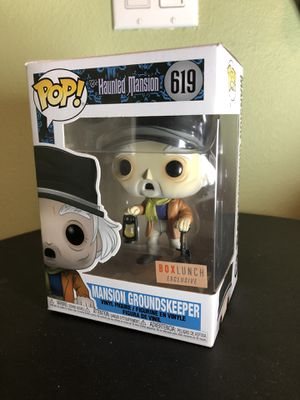 Mansion Groundskeeper Funko Pop for Sale in Irvine, CA