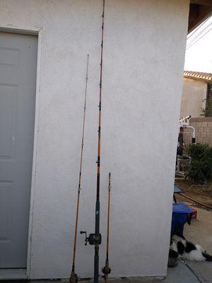 Caña de pescar for Sale in Palmdale, CA