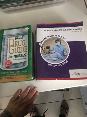 RN Books for Sale in Fontana, CA