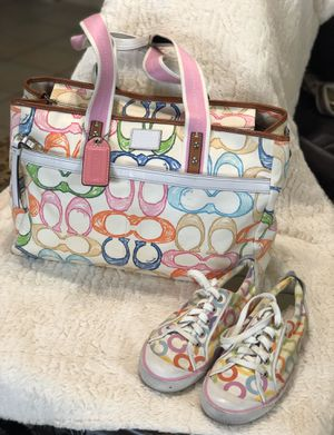 Coach tenis size 6.5/7 for Sale in Houston, TX
