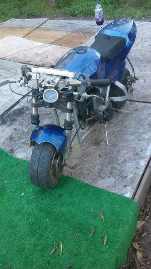 Lil motor bike for Sale in Oakland, CA
