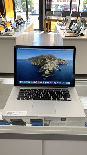 "15"" MacBook Pro Retina- 2Ghz Intel Quad Core i7- 256GB SSD- 8GB RAM for Sale in Topanga, CA"