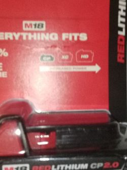 Milwaukee Brand New Batteries for Sale in Bartow,  FL