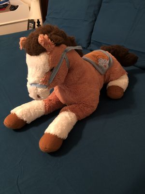 Free Stuffed horse for people in need. please if it is not low income do not send message. for Sale in Stone Mountain, GA