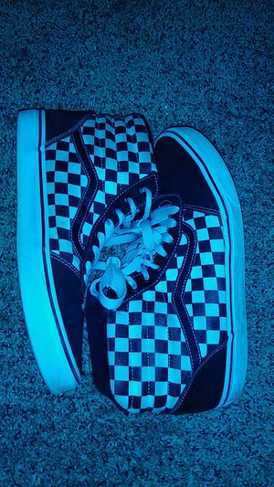 Vans shoes mens 9.5 for Sale in Vancouver, WA