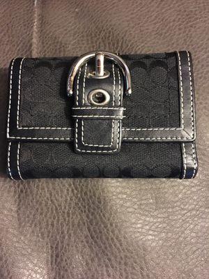 Coach wallet for Sale in Pasadena, TX