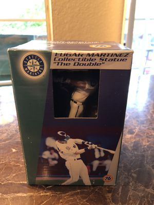 "Edgar Martinez ""the double"" Collectable statue for Sale in Kent, WA"
