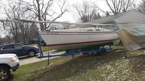 22ft. Chrysler sailboat with trailer for Sale in Westland, MI