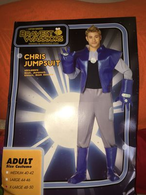 Adult Halloween costume Chris jumpsuit for Sale in Winter Haven, FL
