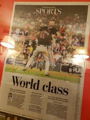 Game 7 World Series Washington Nationals for Sale in Wichita, KS