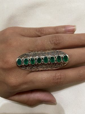 Sterling silver large ring for Sale in Fort Worth, TX