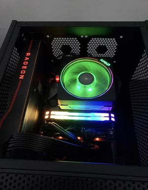Gigabyte X570-I Aorus Pro WiFi Ryzen 3 Motherboard with Thermaltake V1 Case for Sale in Lauderhill, FL