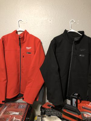 Milwaukee Heated Jackets for Sale in Joint Base Lewis-McChord, WA