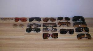 Sunglasses, Ferragamo, Versace, Valentino, Fendi, Gucci for Sale in Tempe, AZ