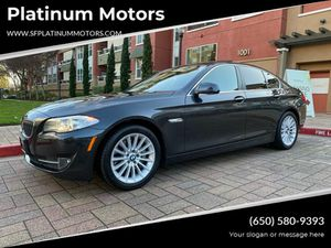 2013 BMW 5 Series for Sale in San Bruno, CA