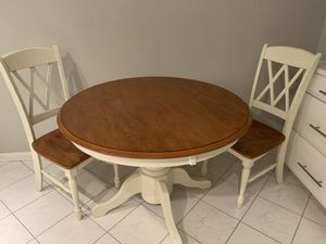 Brand new breakfast Table and 2 chairs for Sale in Mount Prospect, IL
