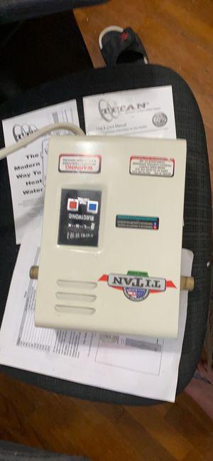 Titan Tankless Water Heater w Warranty Included for Sale in Hallandale Beach, FL