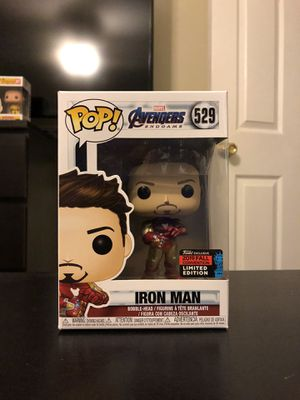 Iron Man with Infinity Gauntlet Funko Pop 2019 Fall Convention Exclusive for Sale in Aloma, FL