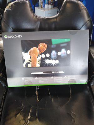 Xbox One X 1tb for Sale in Dallas, TX