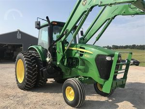 2007 John Deere 7630 Tractor $17,500 for Sale in New York, NY