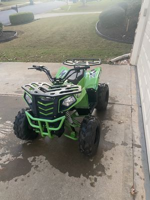 125CC APOLLO COMMANDER 125 - FULLY AUTO YOUTH ATV WITH REVERSE for Sale in Cumming, GA