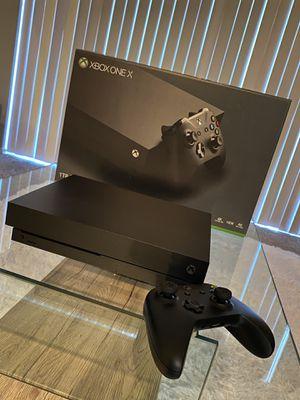 Xbox One X for Sale in Davie, FL