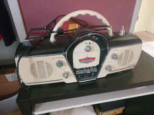 Classic cicena radio for Sale in Bristol, PA