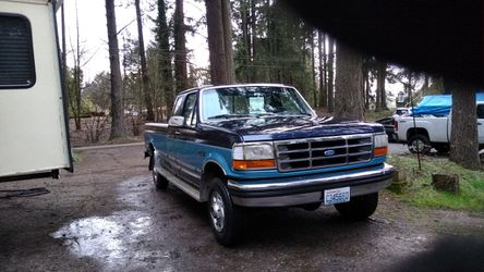 '93Four wheel w/ tow package. Ford F25/F2PU Make Offer! for Sale in Tacoma,  WA
