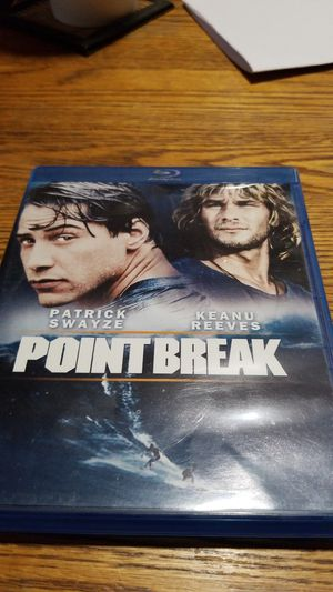 Point Break Blu ray for Sale in Modesto, CA
