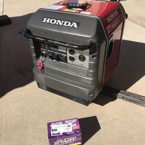 Honda EU3000is Generator for Sale in El Cajon, CA