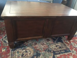 Coffee Storage Table for Sale in Greer, SC