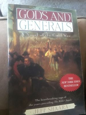 God's and Generals by Jeff Shaara for Sale in St. Louis, MO