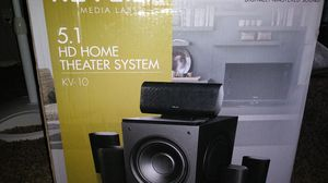 KEVLAN 5.1 HD HOME THEATER SYSTEM, KV-10 for Sale in Fort Worth, TX