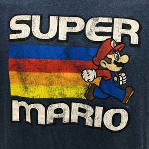Nintendo Super Mario Brothers Vintage T-Shirt Unisex Tees for Sale in Tolleson, AZ